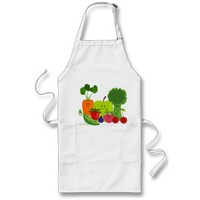 Fruits and Vegetables Apron