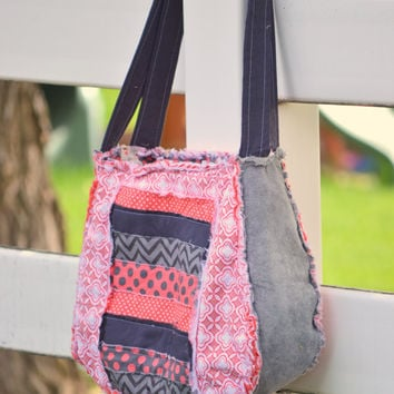 Purse Pattern for Diaper Bag, Sewing Pattern, Quilted Bag, PDF