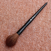 1 Pieces Goat Hair Long Handle Face Makeup Highlighter Blending Brush Blush Brush Concealer Brush