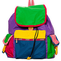 LeSportsac The Voyager Backpack In Colorblock : Karmaloop.com - Global Concrete Culture