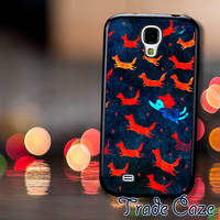 Flight Of The Fox In Sky,Accessories,Case,Cell Phone, iPhone 4/4S, iPhone 5/5S/5C,Samsung Galaxy S3,Samsung Galaxy S4,Rubber,20/12/04/Rk