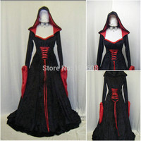 Victorian Corset Gothic/Civil War Southern Belle Ball Gown Dress Halloween dresses US 4-16 R-314 Alternative Measures - Brides & Bridesmaids - Wedding, Bridal, Prom, Formal Gown