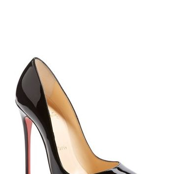 "Women's Christian Louboutin 'So Kate' Pointy Toe Pump, 4 3/4"" heel"