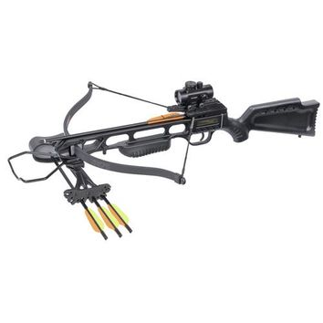 XR175 Recurve Crossbow Black Package