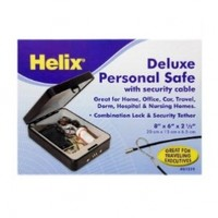 Helix Deluxe Personal Safe with Tether (61219)
