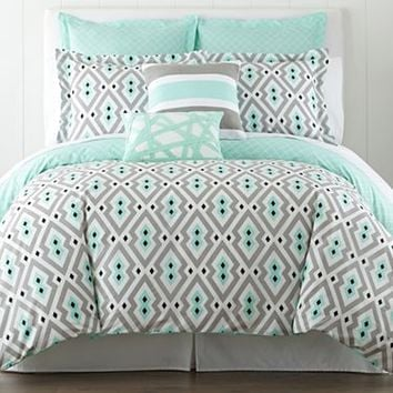 Happy Chic by Jonathan Adler Nina Duvet Cover Set