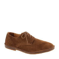 J.Crew Mens Macalister Oxfords In Suede