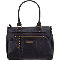 Hurley Iconic Handbag Black One Size For Women 20883110001