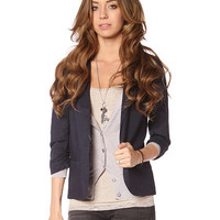 Papaya Clothing Online :: RAMIE CASUAL JACKET