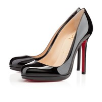 Neofilo 120mm Black Patent Leather
