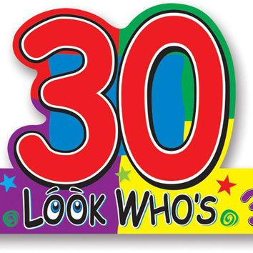 Look Who's 30 Headband Case Pack 48