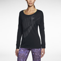 Nike Signal Shine Long-Sleeve Women's Top