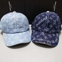 supreme LV Summer Fashion Women Men Sports Sun Hat Baseball Cap Hat