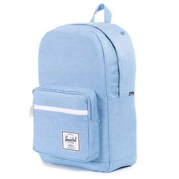 Herschel Supply Co.: Pop Quiz Backpack - Chambray