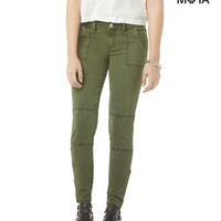 MILITARY JEGGING