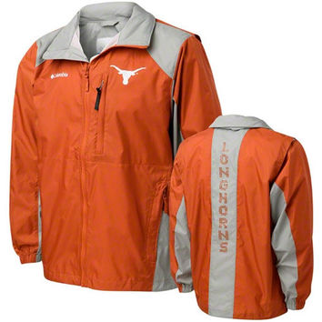 Columbia Texas Longhorns Burnt Orange 31 Blast Jacket