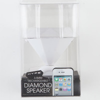 Diamond Speaker White One Size For Men 23122015001