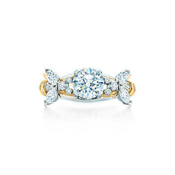 Tiffany & Co. Schlumberger® Two Bees Ring Engagement Rings | Tiffany & Co.