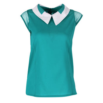 Loose Chiffon Blouses - 5 colors