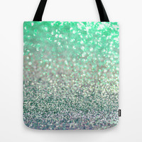 Seafoam Sensations Tote Bag by Lisa Argyropoulos