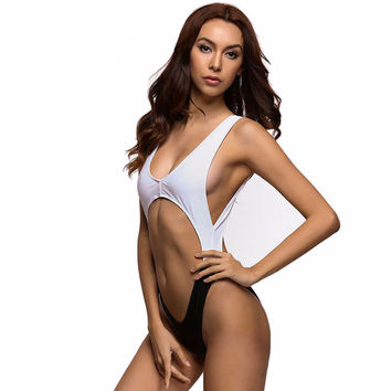 Lily Cut Out Swimsuit