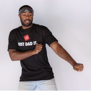 Just Dad It T Shirt
