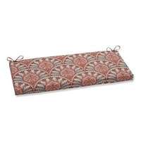 Crescent Beach Cayenne Bench Cushion
