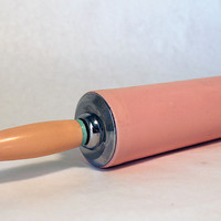 Fantastic 50's Pink Rolling Pin