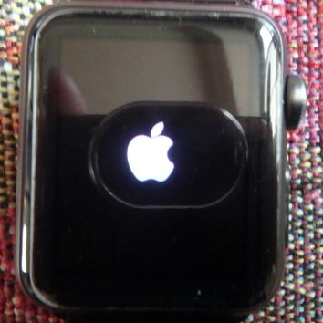 Apple Watch Sport 38mm Aluminum Case Black Sport Band - (MJ2X2LL/A) With Extras