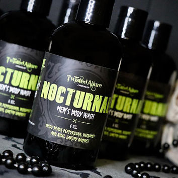 Nocturnal Men's Body Wash  | Body Wash | Soap | Mens soap | Mens Body wash
