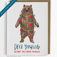 Deck Yourself Holiday Boxed Set