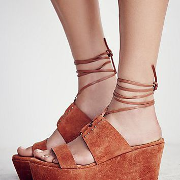 Free People Sonoma Wrap Wedge