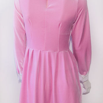 Wednesday Dress - PASTEL PINK
