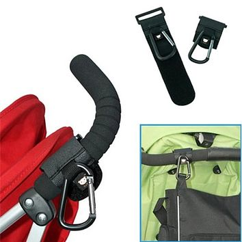 Baby Stroller Hook Stroller Accessories Pram Hooks Hanger for Baby Car Carriage Buggy