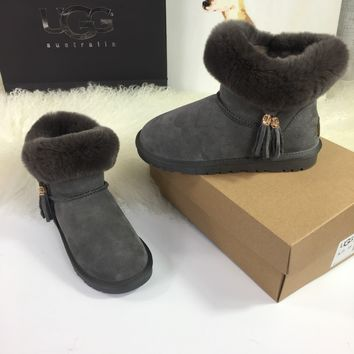 """UGG"" Womens Fashion Snow Boots"