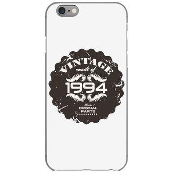 vintage made of 1994 all original parts iPhone 6/6s Case