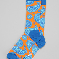 Happy Socks Paisley Sock - Urban Outfitters