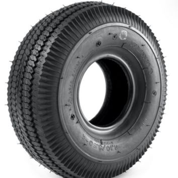 Martin Wheel 354-2SWL-I Sawtooth Bias Tire, 410/350-4, 260 lbs
