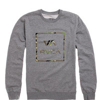 RVCA Vamo Crew Fleece at PacSun.com