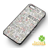 vintage floral lyric ed sheeran-1naa for iPhone 4/4S/5/5S/5C/6/ 6+,samsung S3/S4/S5,S6 Regular,S6 edge,samsung note 3/4