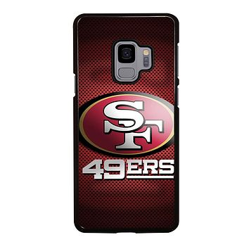 SAN FRANCISCO 49ERS 2 Samsung Galaxy S9 Case Cover