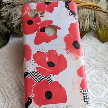Hard Back Cover for Google Phones w/Official Turnowsky Essence of Blossom 2 Design