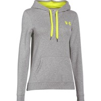 Under Armour Women's Rival Fleece Pullover Hoodie | DICK'S Sporting Goods