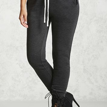 Fleece-Lined Joggers