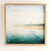Bree Madden For DENY Santa Monica Framed Wall Art