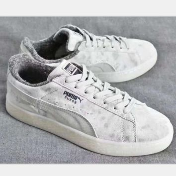 PUMA Suede Classic Elemental Fashion Old Skool Sneakers Sport Shoes H-PSXY