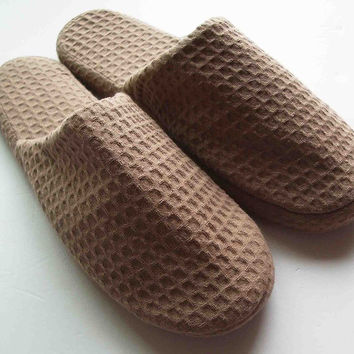 On Sale Bedroom Hot Deal Slippers Winter Men Towel [8102199041]
