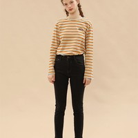 Tyakasha Park Stripe Long Sleeve Tee