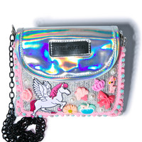 Dreamer by Boonkuar Unicorn Dreamer Bag Multi One