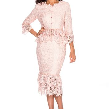 Church Dress Formal Mother of the Bride Plus Size Suit